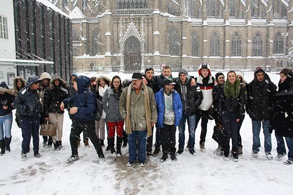 Soziale Stadtführung 'Gratwanderung durch das obdachlose Linz'