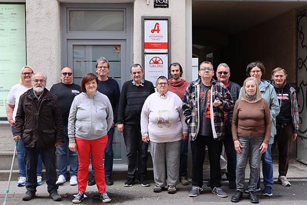 Redaktionsteam am Pöstlingberg