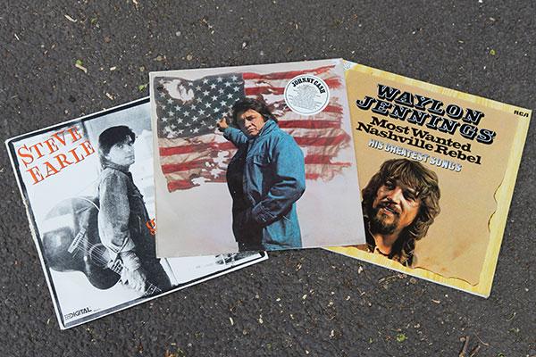 Schallplatten, CDs, DVDs